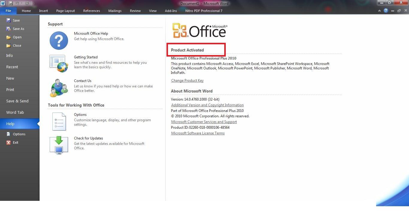 Скачать торрент Microsoft Office 2013 с crack